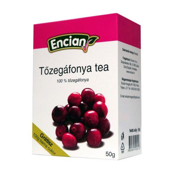 ENCIAN TŐZEGÁFONYA TEA 50G