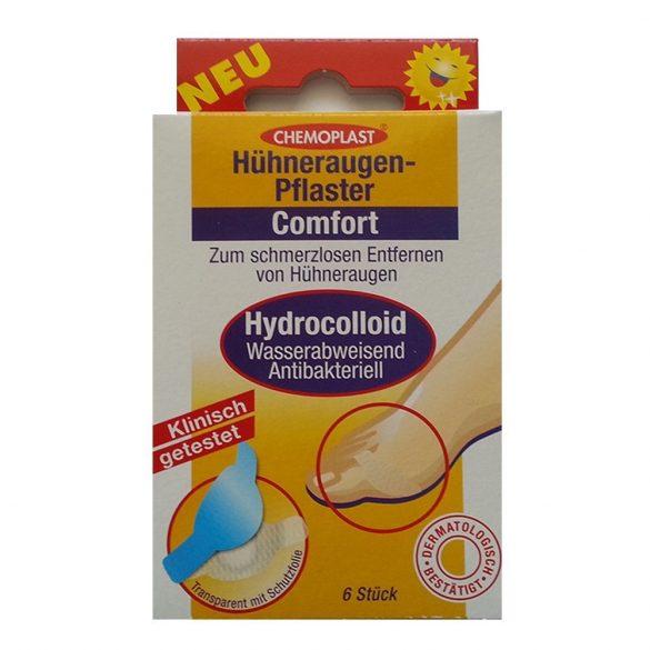 WundMed Hydrokolloidos tyúkszemtapasz-szemes 6 db