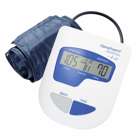 Geratherm Desktop felkaros vérnyomásmérő /EP kártyára adható/