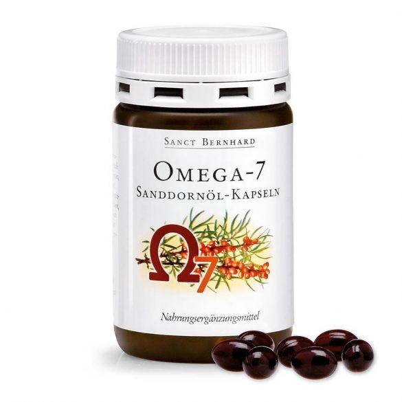 Omega-7 Homoktövisolaj S.Bernhard 100db kapszula
