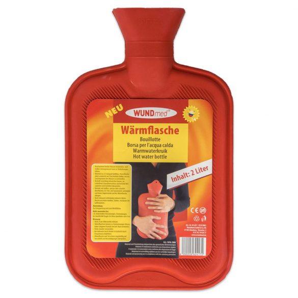 WundMed melegvizes palack 2 liter
