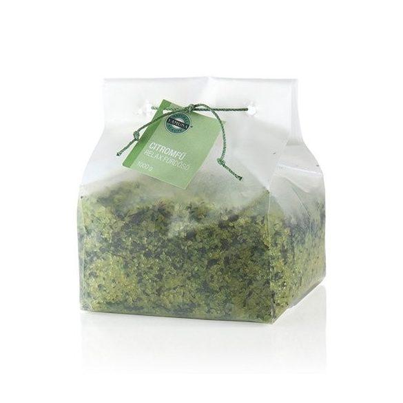 Yamuna fürdősó citromfű 1kg