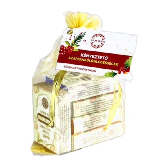 Yamuna kényeztető szappankülönlegesség csomag 1 db