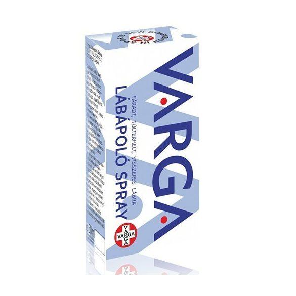Varga lábápoló spray - visszeres 50ml