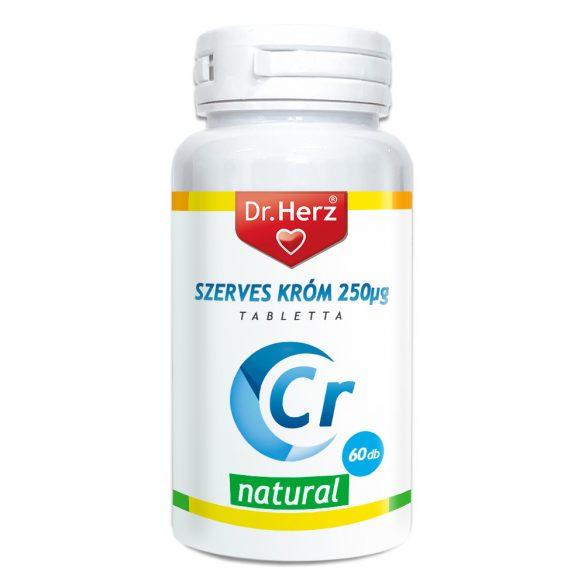 DR.HERZ SZERVES KRÓM-PIKOLINÁT TABLETTA