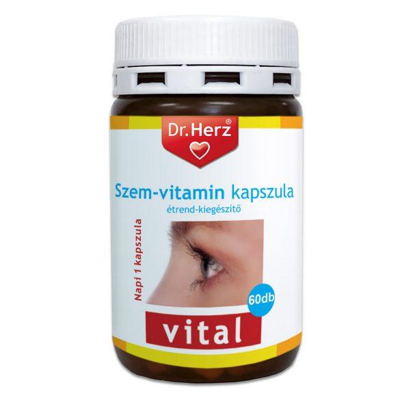 DR.HERZ SZEM-VITAMIN KAPSZULA