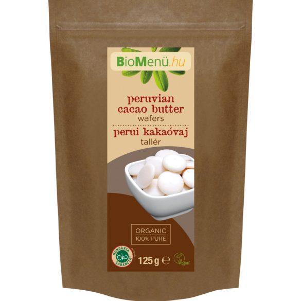 Bio menü bio perui kakaóvaj tallér 125 g