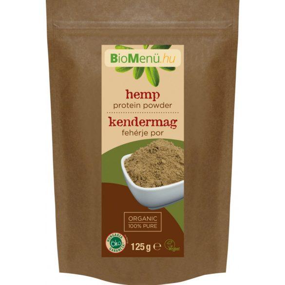 Bio menü bio kendermag fehérje por 250 g