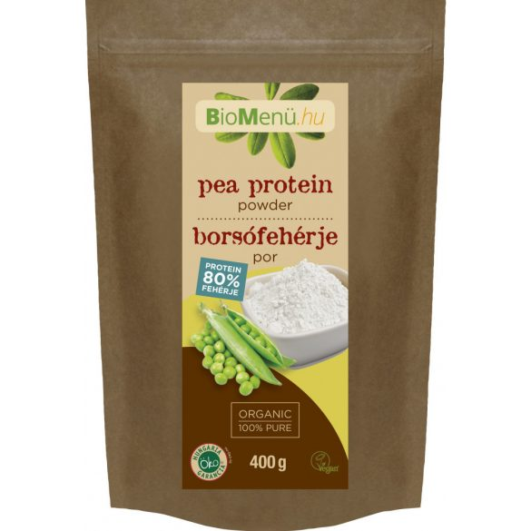 Bio menü bio borsófehérje por 400 g